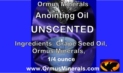 Anointing Oil Uncented
